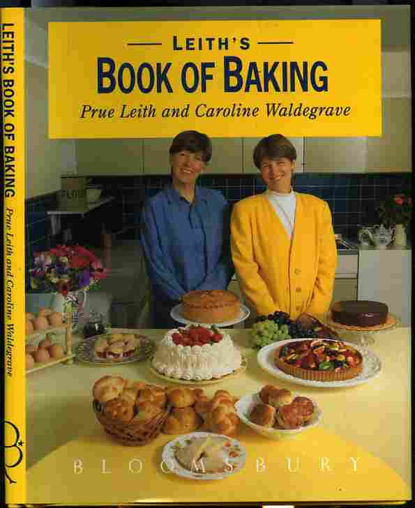 Image for LEITH'S BOOK OF BAKING