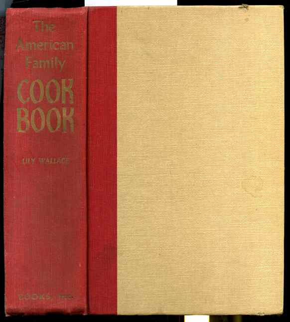 Image for THE AMERICAN FAMILY COOKBOOK