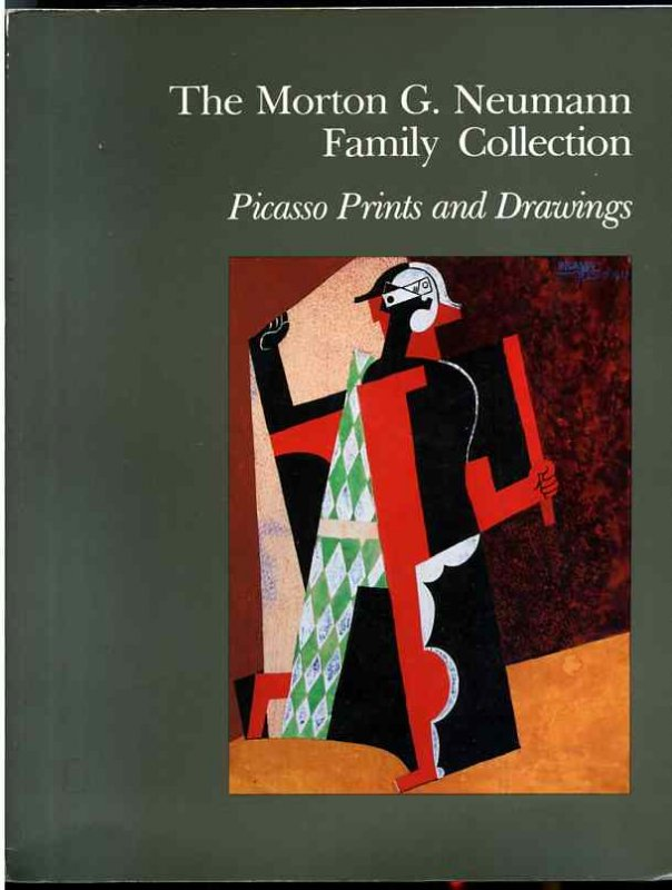 Image for THE MORTON G. NEUMANN FAMILY COLLECTION, VOL. III: PICASSO PRINTS AND DRAWINGS