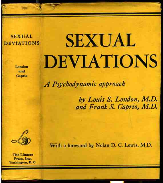 Image for SEXUAL DEVIATIONS