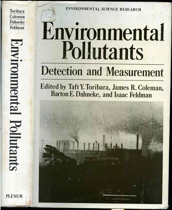 Image for Environmental Pollutants  Detection and Measurement