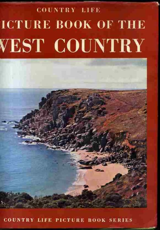Image for COUNTRY LIFE PICTURE BOOK OF THE WEST COUNTRY