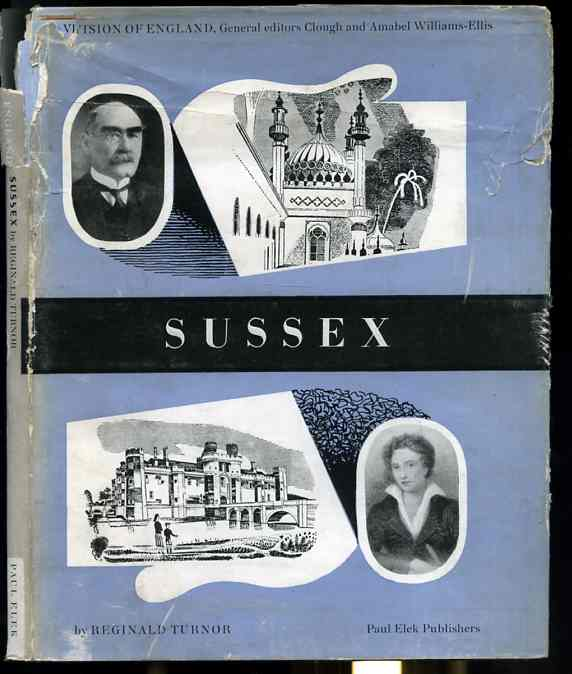 Image for VISION OF ENGLAND : SUSSEX