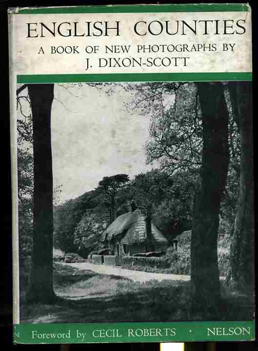 Image for ENGLISH COUNTIES : A BOOK OF NEW PHOTOGRAPHS.