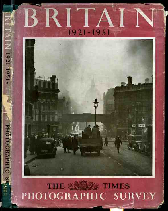 Image for BRITAIN 1921-1951: A PHOTOGRAPHIC SURVEY