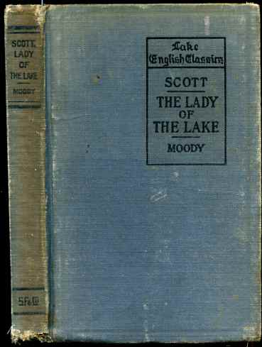 Image for THE LADY OF THE LAKE Revised Edition with Helps to Study