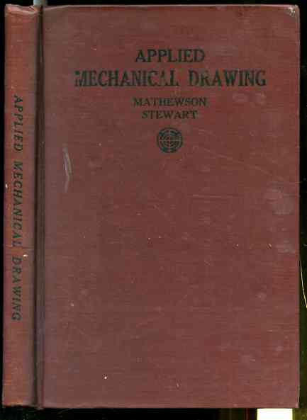 Image for APPLIED MECHANICAL DRAWING