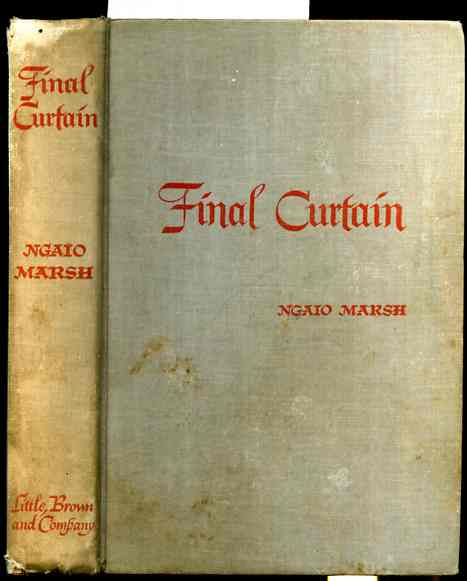 Image for FINAL CURTAIN