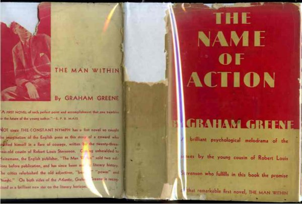 Image for THE NAME OF ACTION