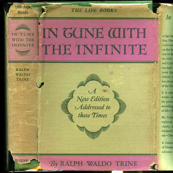 Image for IN TUNE WITH THE INFINITE
