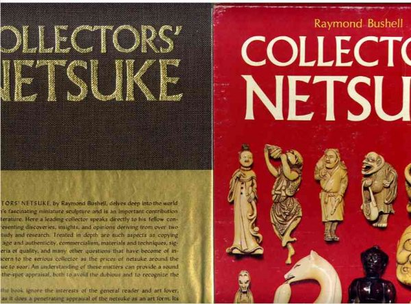 Image for Collectors' netsuke
