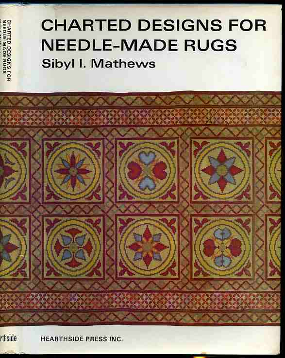 Image for CHARTED DEIGNS FOR NEEDLE MADE RUGS