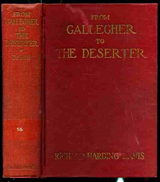 Image for FROM GALLEGHER TO THE DESERTER THE BEST STORIES OF RICHARD HARDING DAVIS