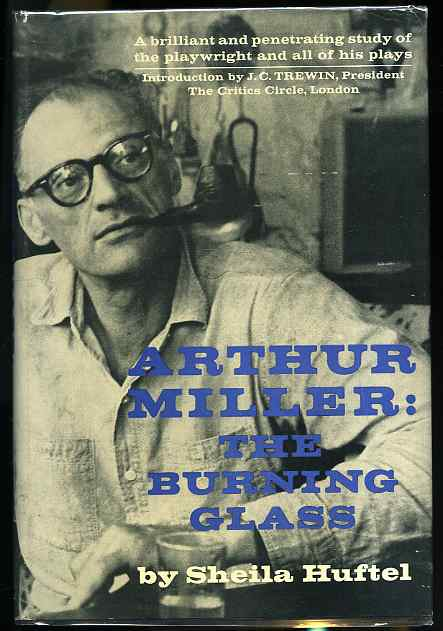 Image for ARTHUR MILLER: THE BURNING GLASS