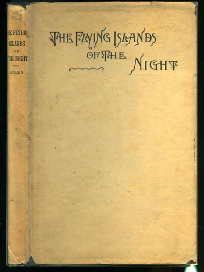 Image for THE FLYING ISLANDS OF THE NIGHT