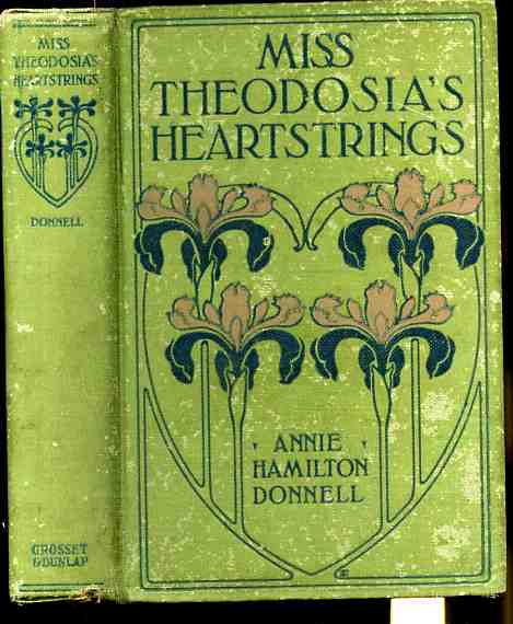 Image for MISS THEODOSIA'S HEARTSTRINGS