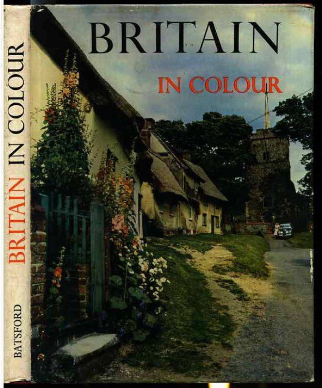 Image for BRITAIN IN COLOR