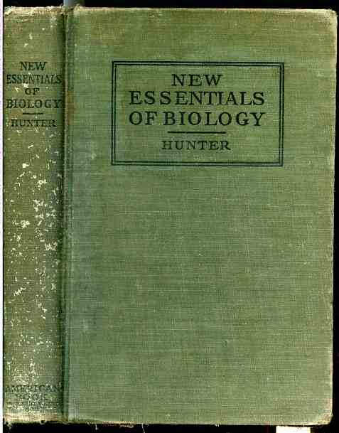 Image for NEW ESSENTIALS OF BIOLOGY PRESENTED IN PROBLEMS