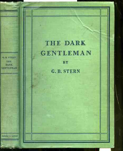 Image for THE DARK GENTLEMAN