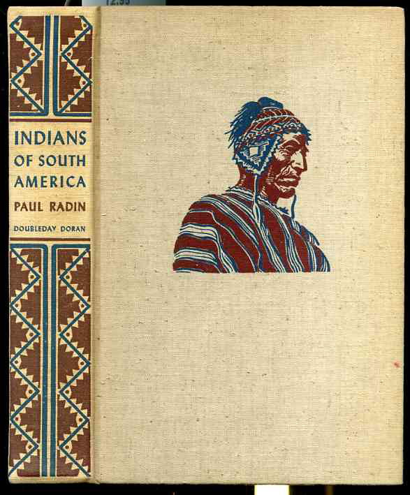 Image for INDIANS OF SOUTH AMERICA