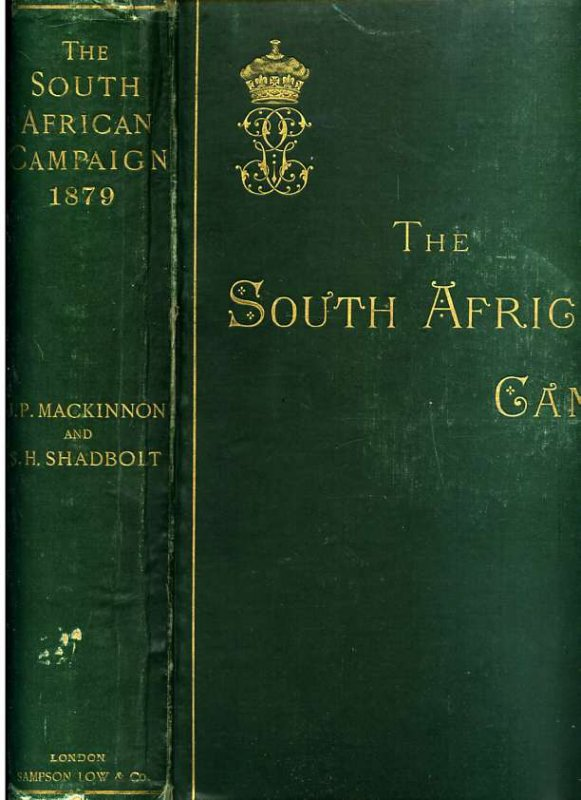 Image for THE SOUTH AFRICAN CAMPAIGN, 1879 [MEMORIAL EDITION]