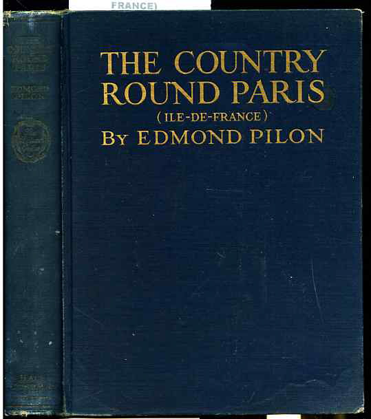 Image for THE COUNTRY ROUND PARIS ( ILE DE FRANCE)