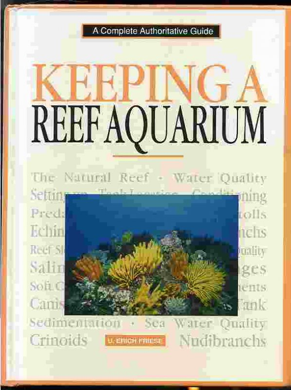 Image for Keeping a Reef Aquarium
