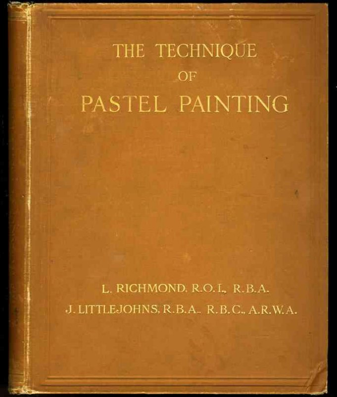 Image for THE TECHNIQUE OF PASTEL PAINTING