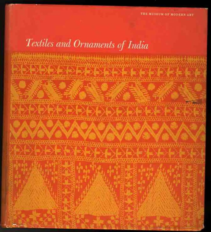 Image for TEXTILES AND ORNAMENTS OF INDIA