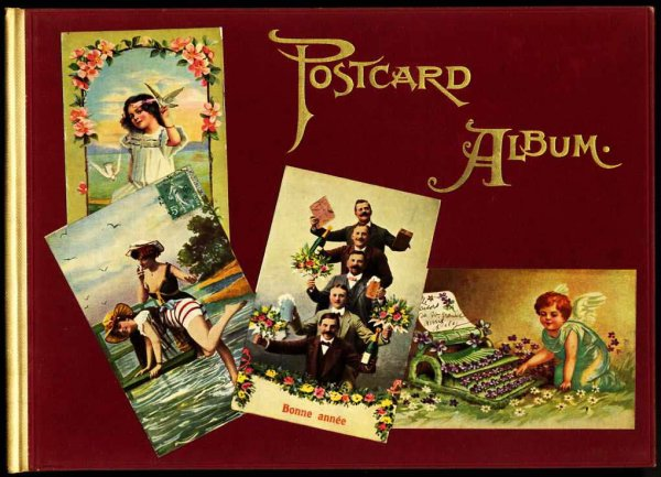Image for POSTCARD ALBUM