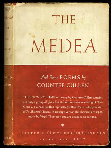 Image for THE MEDEA, AND SOME POEMS.