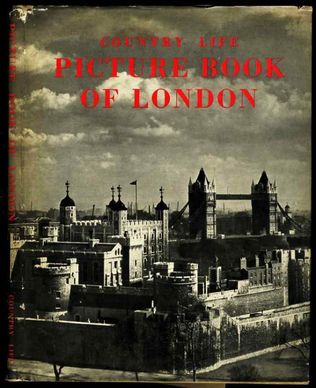 Image for PICTURE BOOK OF LONDON