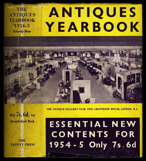 Image for THE ANTIQUES YEARBOOK ENCYCLOPEDIA AND DIRECTROY 1954-55