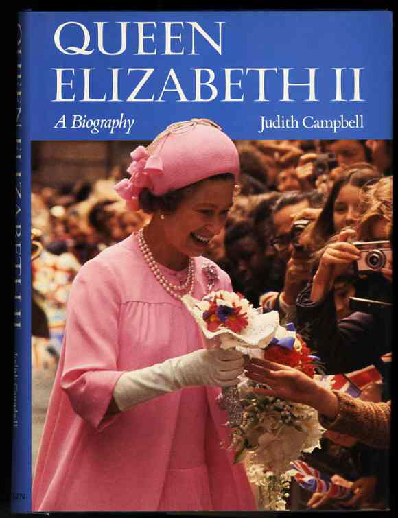 Image for QUEEN ELIZABETH II - A BIOGRAPHY