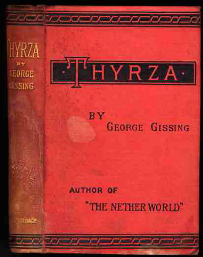Image for THYRZA. A TALE A New Edition