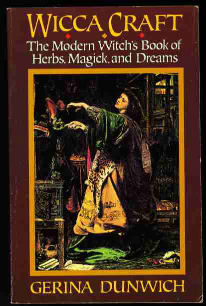 Image for WICCA CRAFT: THE MODERN WITCH'S BOOK OF HERBS, MAGICK, AND DREAMS