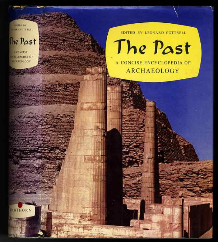 Image for THE PAST: A CONCISE ENCYCLOPEDIA OF ARCHAEOLOGY