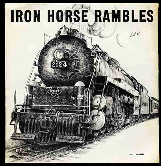 Image for IRON HORSE RAMBLE SOUVENIR RECORD