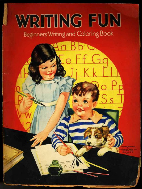 Image for WRITING FUN