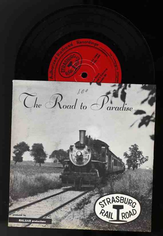 Image for ROAD TO PARADISE Strasburg Railroad