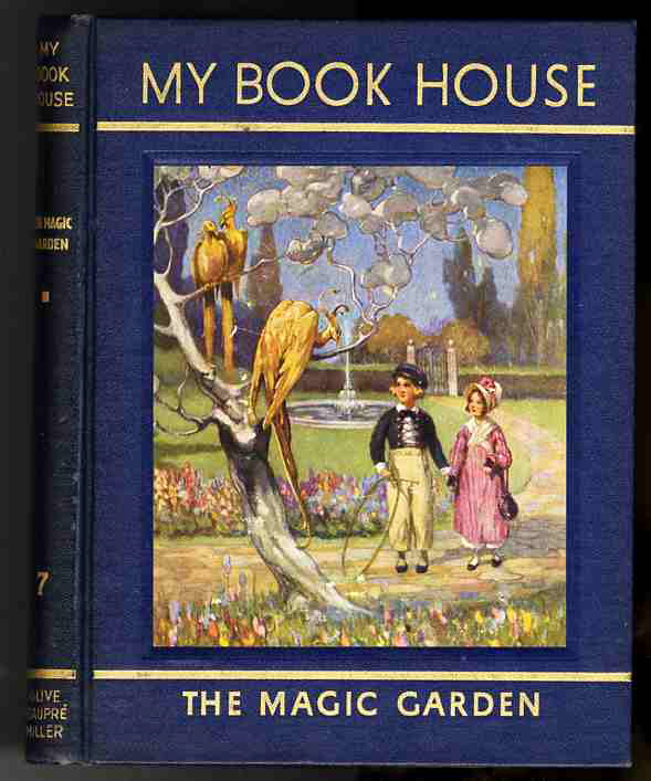 Image for MY BOOK HOUSE Magic Garden