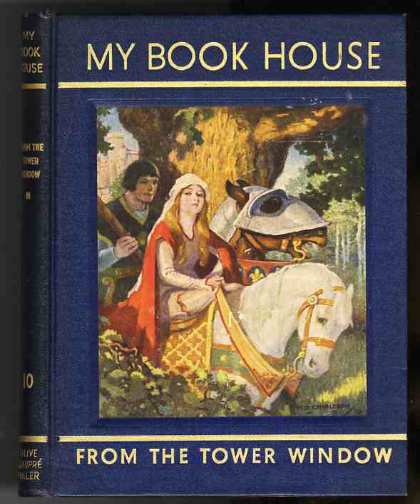 Image for MY BOOK HOUSE From the Tower Window