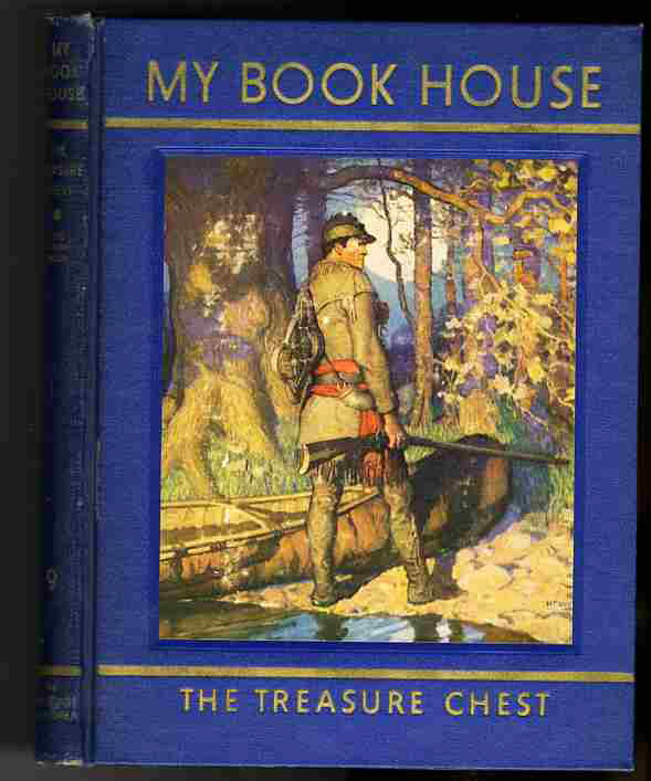 Image for MY BOOK HOUSE The Treasure Chest