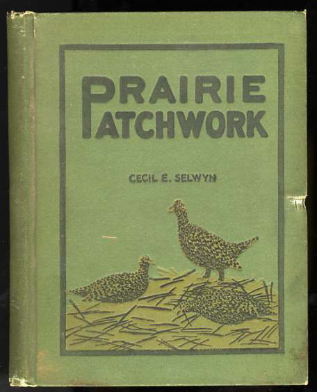 Image for PRAIRIE PATCHWORK OR WESTERN POEMS FOR WESTERN PEOPLE