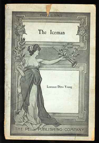 Image for THE ICEMAN A Farce in One Act