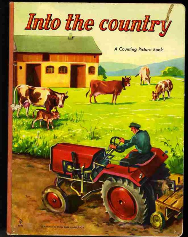 Image for INTO THE COUNTRY A Counting Picture Book