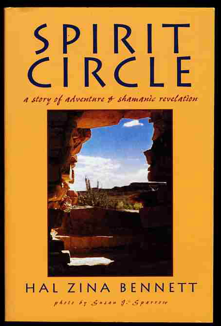 Image for SPIRIT CIRCLE : A STORY OF ADVENTURE AND SHAMANIC REVELATION