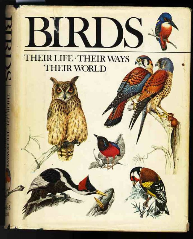 Image for BIRDS THEIR LIFE THEIR WAYS THEIR WORLD