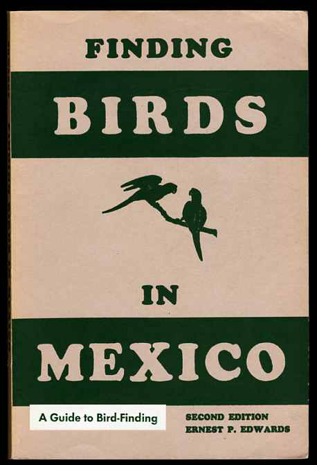 Image for FINDING BIRDS IN MEXICO
