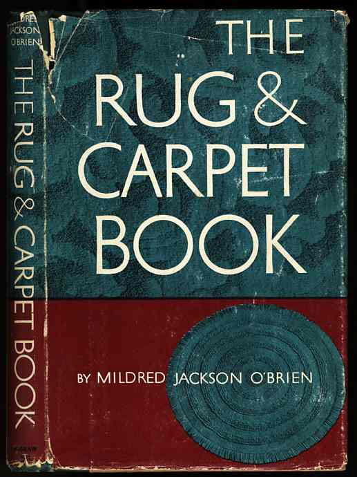 Image for THE RUG AND CARPET BOOK
